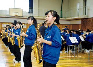 子供を通わせたい強豪文化部の公立中学校