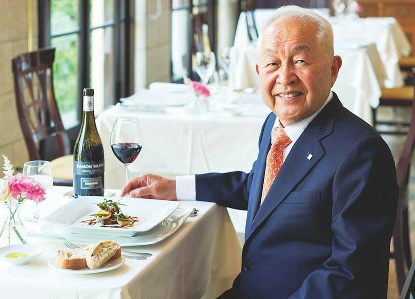 エステー鈴木喬会長が心がける接待の基本 「あなたのために取り寄せました」