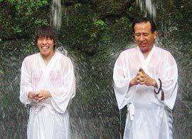 吉田沙保里を鍛えた「護摩修行と滝打ち」
