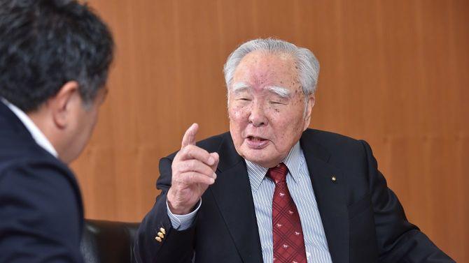 スズキの鈴木修会長