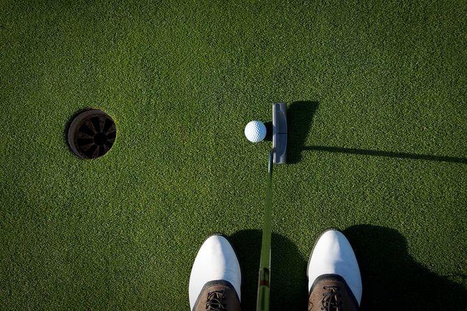 ゴルファーの目線でパター
