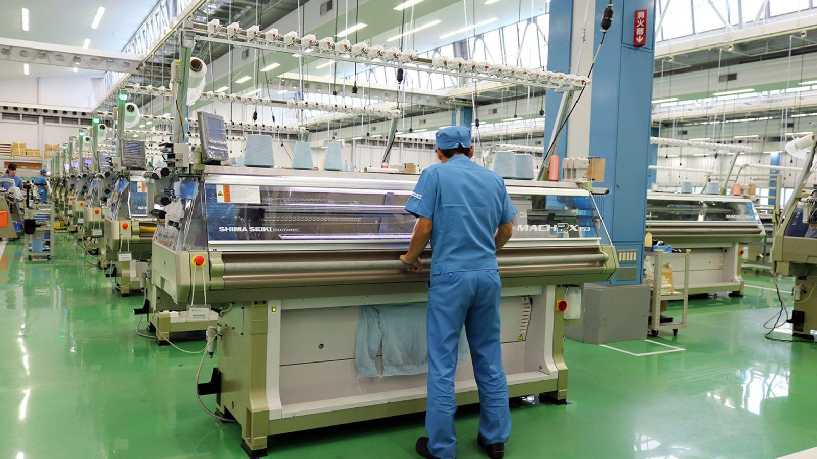 プラダも採用「和歌山の工場」が作るすごい機械 欧州のファッション界では超有名