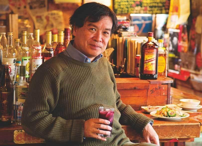 片渕須直さんの「人に教えたくない店」 『この世界の片隅に』監督
