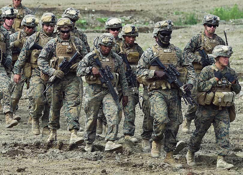 米軍が本気でニュータイプ育成に挑むワケ トレーニングでヤマ勘力を鍛える