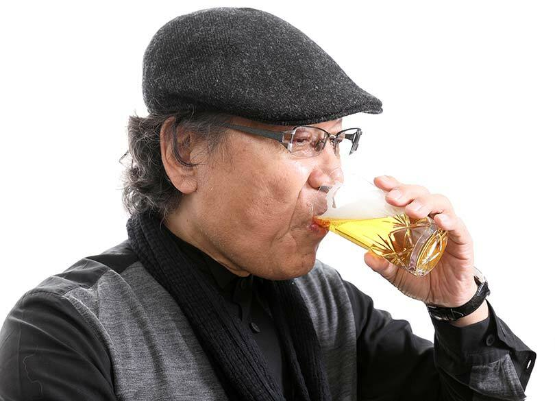 「禁酒考えたことはない」吉田類の飲み方 「大量に飲むのは別に偉くない」