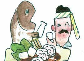鍋の季節はプリン体警報発令中!鱈の白子で一杯が命取り