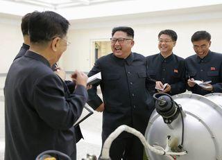 北朝鮮が緻密に積み上げる