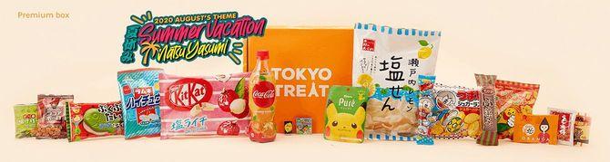 お菓子のサブスクリプション「Tokyo Treat」