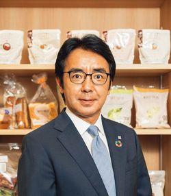 ローソン代表取締役社長 竹増貞信氏