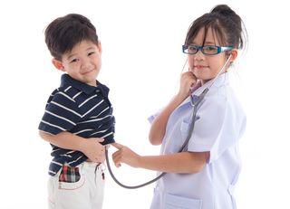 子供の医療費で