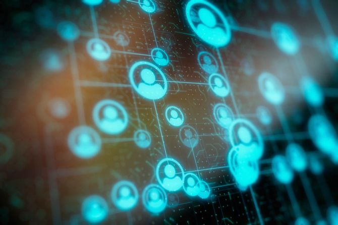 ソーシャル接続ネットワークの背景