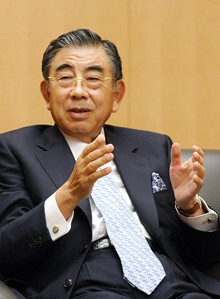 <strong>鈴木敏文</strong>●セブン&アイ・ホールディングス代表取締役会長兼CEO