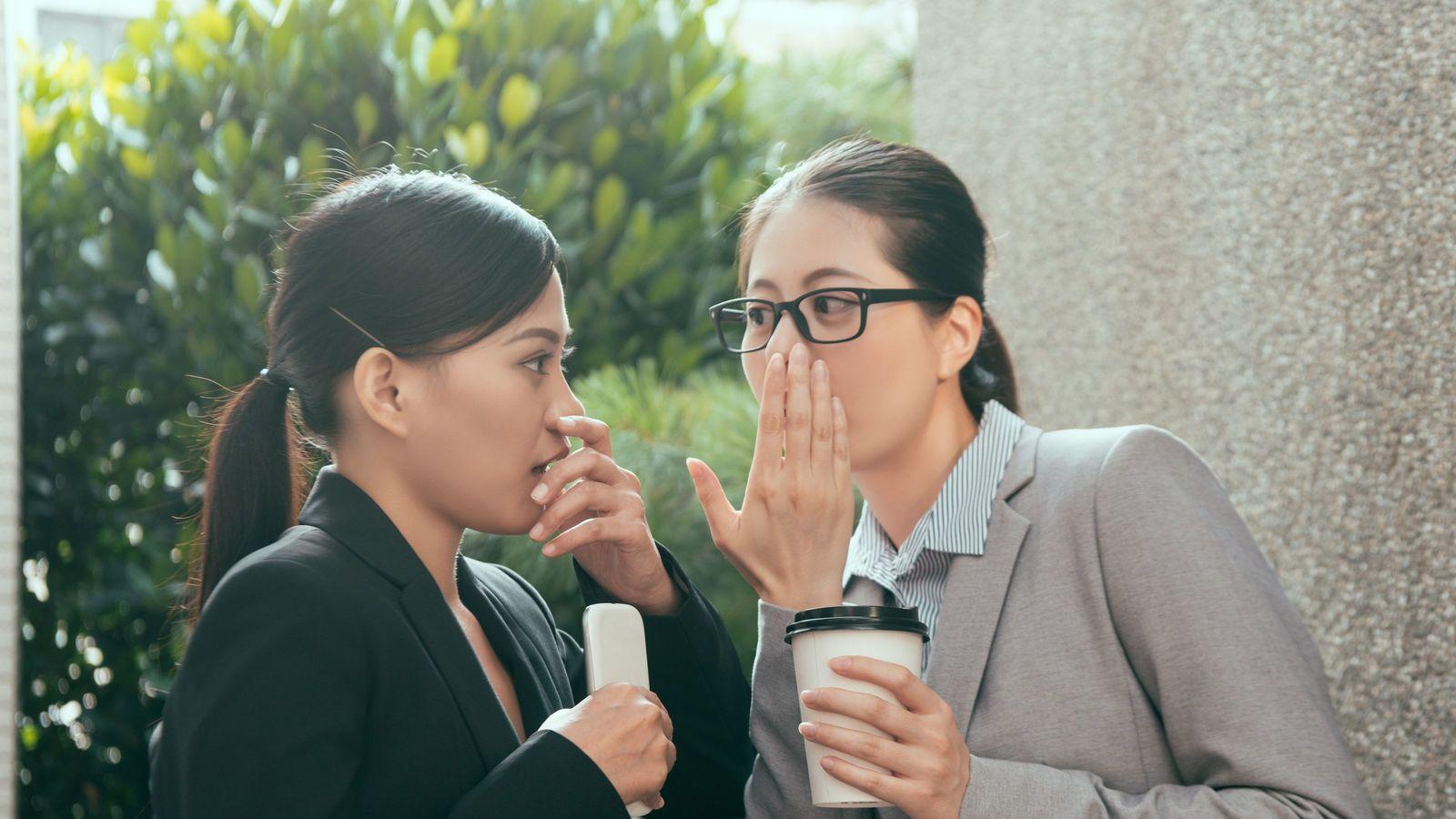 口が軽い人が「誰にも言わないで」を無視する訳 口が堅い人は先のことまで考える