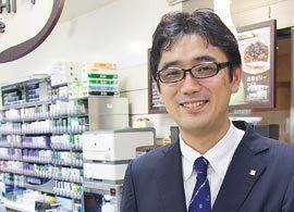 稼ぐリーダーのバイブル伝授、正念場の教え[3]ローソン 吉澤 明男氏