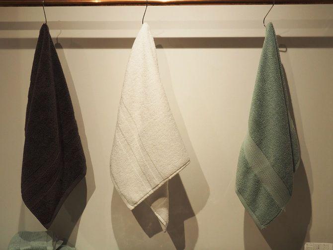 伊澤タオルが開発・販売するタオル商品写真
