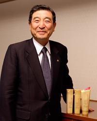 <strong>花王 後藤卓也元会長</strong><br>1940年、東京都生まれ。千葉大学工学部卒業後、64年花王石鹸(現花王)入社。栃木工場長、常務取締役、専務取締役、花王コーポレーションスペイン会長を経て97年社長、2004~08年会長。