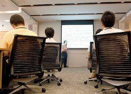 これが3本柱「財務、マーケティング、事業戦略」 -キヤノン・人材開発センター