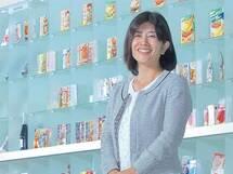 女性で唯一の営業リーダー。目標は部下を活かす上司 -味の素・岡村由紀子さん