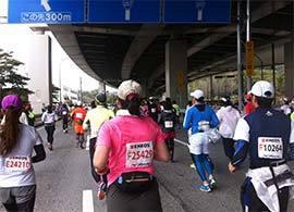 42.195km走 雑念排除する人の生き方