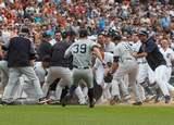 野球の乱闘にメジャー選手が積極的なワケ