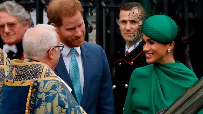 2020年3月9日、イギリス王室のヘンリー王子とメーガン妃はウェストミンスター寺院で行われた「コモンウェルス・デー」の礼拝に出席し、最後の公務を行った