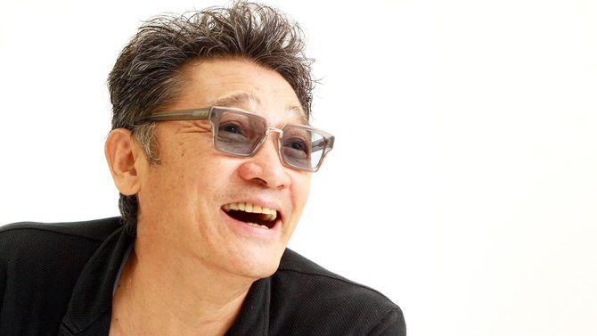 俳優、萩原健一=2013年8月5日