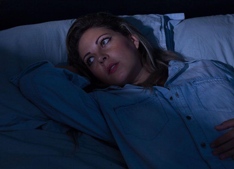 寝つき を よく する