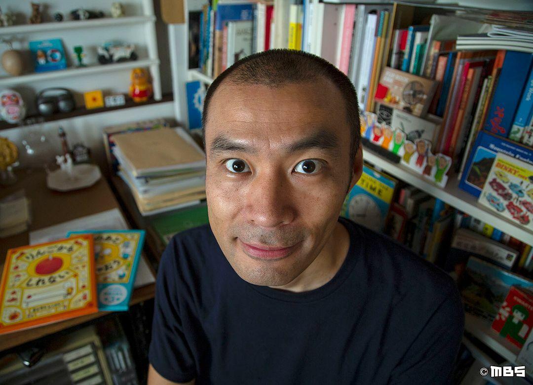 コワモテの絵本作家「ヨシタケ」の妄想力 『りんごかもしれない』創作の原点