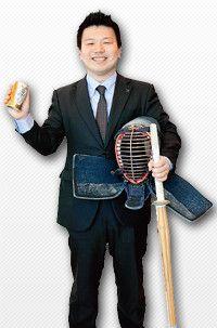 <strong>アサヒビール 首都圏広域支社広域営業第二部主任●増田智彦</strong><br>1976年、神奈川県生まれ。中央大学卒業後、同社入社。茨城支店を経て現職。週末や退社後は剣道(4段)の練習でリフレッシュしている。
